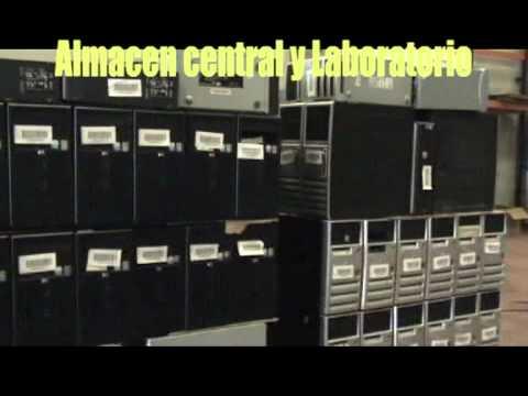Almacen ordenadores de segunda mano barcelona youtube - Escritorios segunda mano barcelona ...