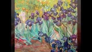 Картины из видео уроков Игоря Сахарова.