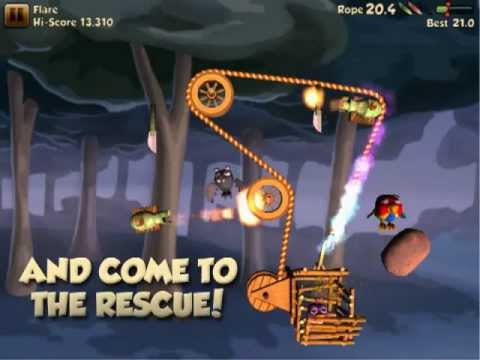Rope Rescue Preview
