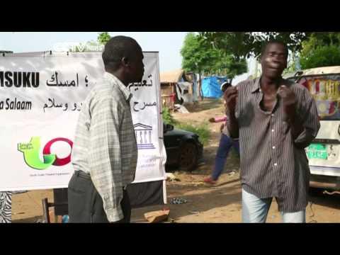 South Sudan Street Theatre