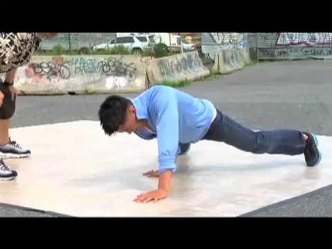 Turtle Shuffle Tutorial Breakdance