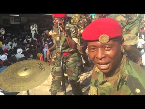 Harare International Carnival (HIC) - Jah Prayzah Live Performance