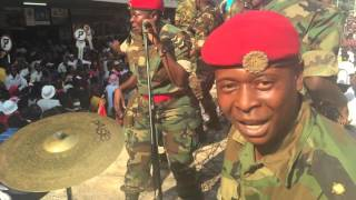 Harare International Carnival (HIC) - Jah Prayzah Live Performance