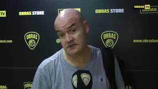 Gregorio Martinez Post Obras Basket 91-98 Hispano (29-01-18)