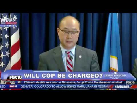 Philando Castile Murder Cop to Face Charges of 2nd degree Manslaughter