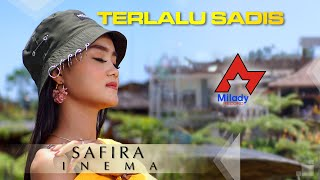 Download lagu Safira Inema - Terlalu Sadis (Dj Santuy) [OFFICIAL]