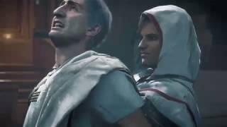 نهاية assassin's creed origins .. مقتل يوليوس قيصر