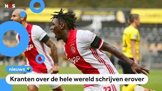 Eredivisie-record voor Ajax: 13 keer gescoord