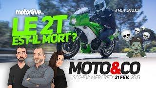 Le 2 Temps est mort !? | MOTO&CO 12