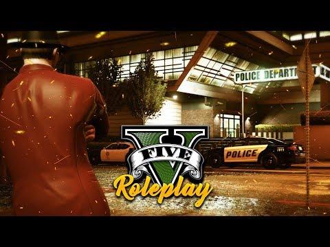 Die Cops suchen Mr. Brunnen | GTA 5 Real Life (Rollenspiel)