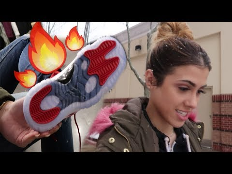 SLEEPERS! Sneaker Shopping For The Win Like 96 11's Vlog