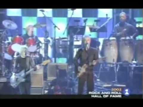 Talking Heads @ 2002 Rock 'N' Roll Hall of Fame (Part 2) [HQ]