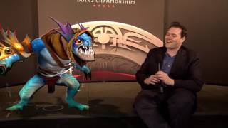 TI6 At the Event - Slacks with Slark
