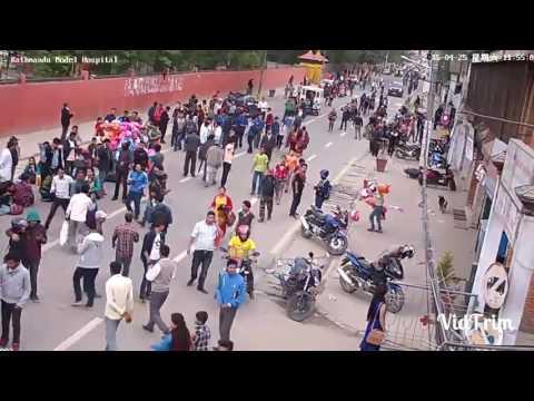 ভয়ংকর ভুমিকম্প earthquake হে আল্লাহ তোমার গজব থেকে রক্ষা কর ও জিকিরের তৌফিক দাও(সংগীত হাঃ