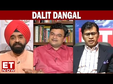 SC/ST Act: No Stay On SC Ruling | India Development Debate | Dalit Dangal