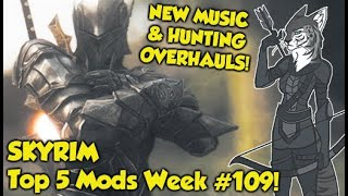 Skyrim Top 5 Mods of the Week #109 (Xbox One Mods)