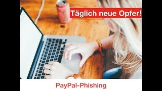 PayPal Phishing Mails