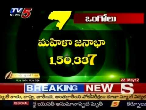Will Congress wins in Ongole By Polls?(TV5)