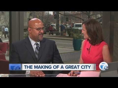 Making Detroit a Great City