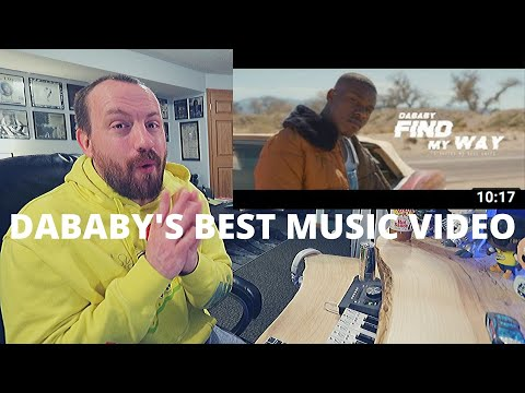 dababy---find-my-way-(official-music-video)-best-reaction!!!