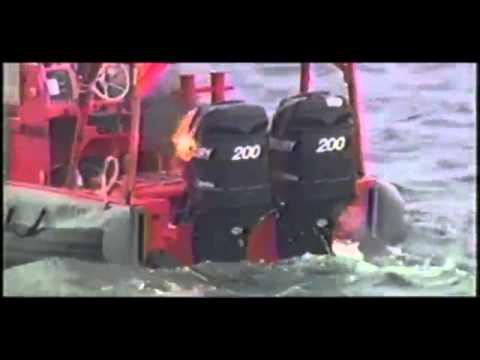 Navy Fires Laser HEL On Target Vessel | Video