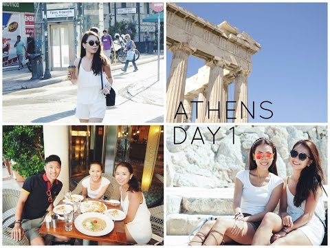 Athens Day 1 | Acropolis