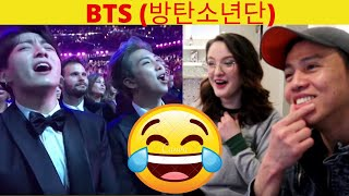BTS In Sync Moments   REACTION VIDEO BY REACTIONS UNLIMITED