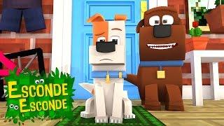 Minecraft: PETS - O FILME! (Esconde-Esconde)
