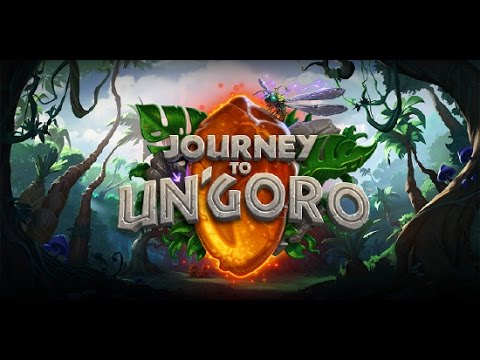 Nové karty z Journey to Un´Goro, Kalimos a Legendární Questy