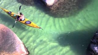 Sea Kayaking in Costa Verde