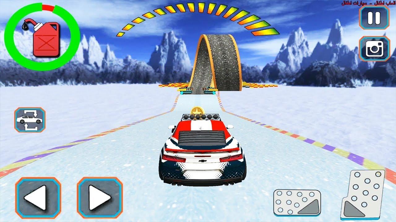 توربو سيارة راش: سائق حيلة الجبل – محاكي القيادة – العاب سيارات – ألعاب أندرويد