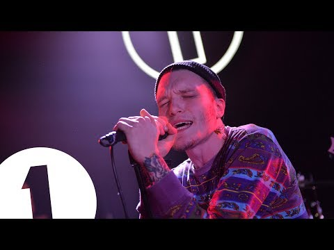 Neck Deep - Don't Wait feat. Sam Carter of Architects at Radio 1 Rocks from Maida Vale