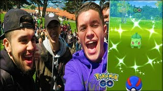 BIGGEST SHINY EVENT IN POKÉMON GO! COMMUNITY DAY MARCH 2018!