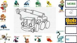 How To Draw Lofty from Bob the Builder - Video