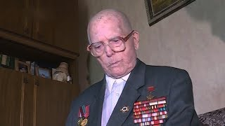 103-летний ветеран ВОВ и его «золотая звезда». К 75-летию Великой Победы