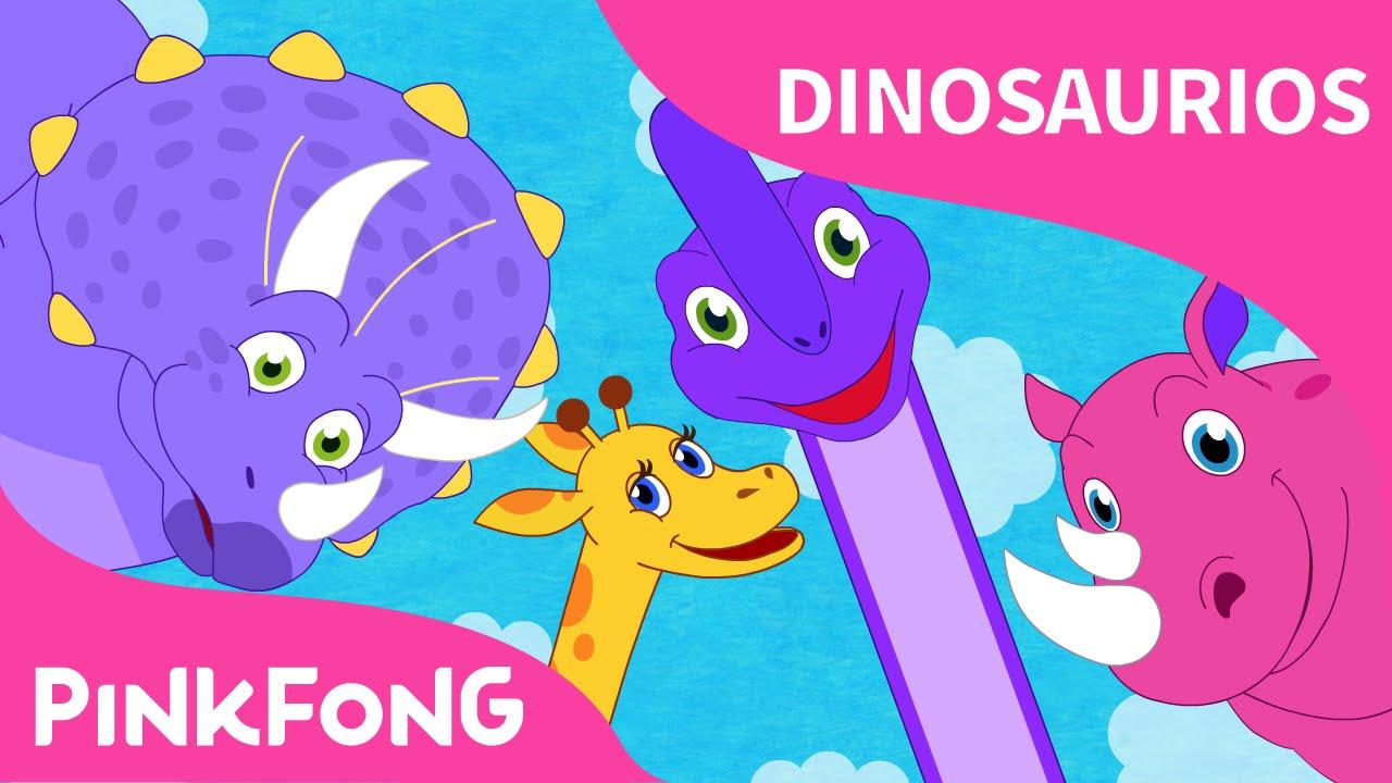 Animal SauriosDinosaurios Pinkfong SauriosDinosaurios Animal Canciones Canciones Infantiles Infantiles Pinkfong E29WDIH