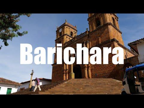 Barichara, Santander, Colombia - 4K UHD - Virtual Trip