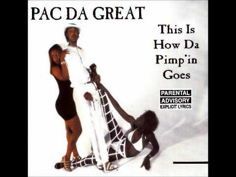 Pac Da Great - Strong In Da Game