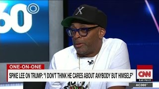Spike Lee: Trump's outreach to black voters is laugh...