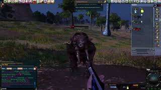Entropia Universe 2018 Beginners Guide: Chapter 2.b - Eco Hunting