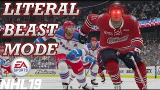 """NHL 19 Be a Pro #11 """"DAMON GRETZKY IS POSSESSED"""""""