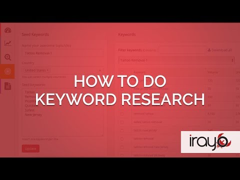 The Keyword Miner Feature