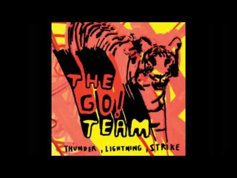 The Go! Team - The Power Is On