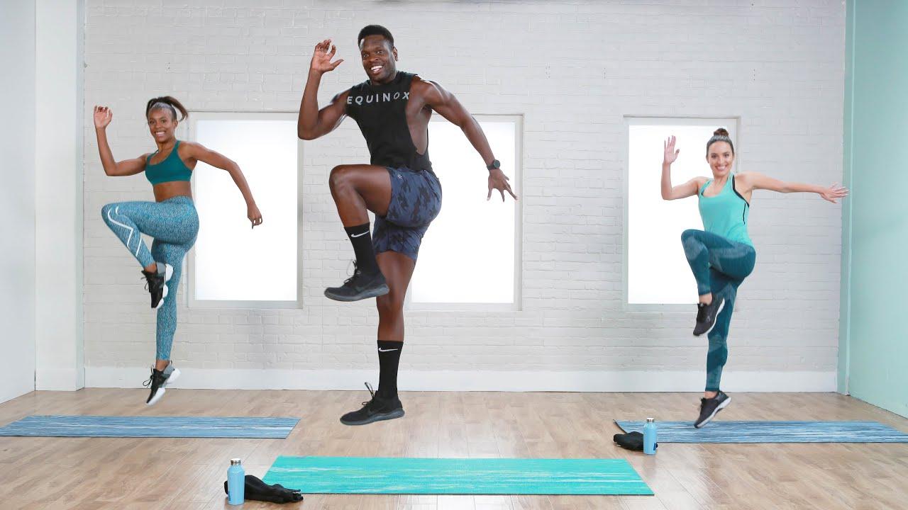 Cardio Workout For Beginners | POPSUGAR Fitness UK