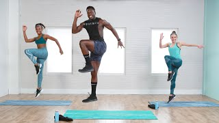30-Minute No-Equipment Full-Body HIIT With Tabata Intervals