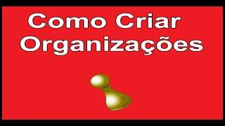 Editando um Gamemode - Criando Organizações