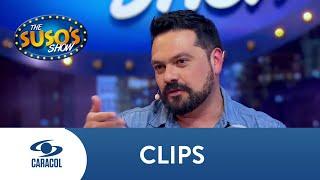 ¿Quiso ser cura? Santiago Rodríguez cuenta cuál era su sueño de juventud | Caracol Televisión
