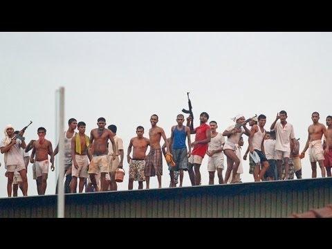 Colombo'da koğuşta isyan