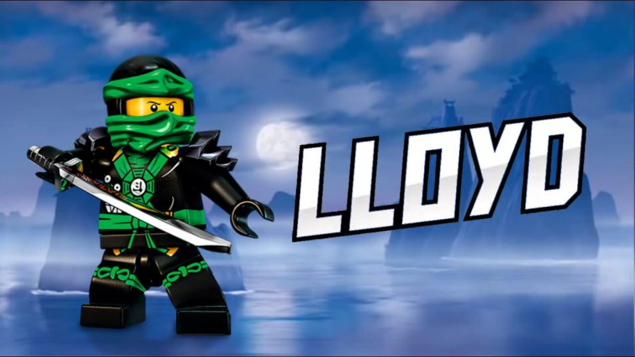 LEGO® Ninjago - Meet Lloyd [FAN-MADE] - YouTube