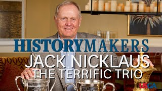 Jack Nicklaus' U.S. Amateur, Open And Senior Open Wins: History Makers